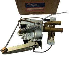 1950 1951 1952 Cadillac (EXCEPT Series 75 Limousine) Heater Control Valve NOS Free Shipping In The USA