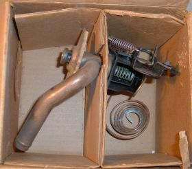 1962 1963 1964 1965 Cadillac (See Details) Heater Control Valve  NOS Free Shipping In The USA