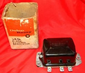 1949 1950 1951 Cadillac Voltage Regulator 40 Amp NOS Free Shipping In The USA
