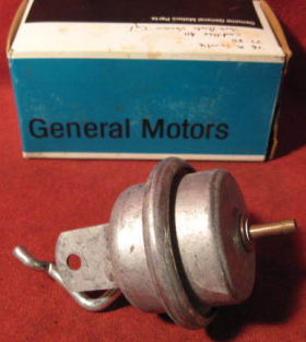1976 1977 1978 1979 1980 Cadillac Vacuum Cylinder(See Details) Emergency Brake Release Diaphram (See Details) NOS Free Shipping In The USA