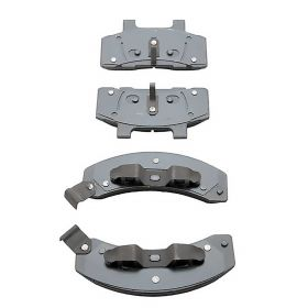 1985 1986 1987 1988 1990 Cadillac (See Details) Front Brake Pads (4 Pieces) REPRODUCTION Free Shipping In The USA