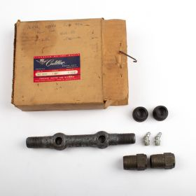 1950 1951 1952 1953 1954 1955 1956 Cadillac Front End Upper Control Arm Shaft with Bushings NOS Free Shipping In  The USA