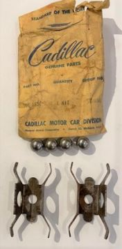 1956 1957  Cadillac Guide & Ball 6-way Electric Seat Adjuster Kit New Old Stock Free Shipping In The USA