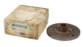 1958 1959 1960 1961 1962 Cadillac Harmonic Balancer With Air Conditioning NOS Free Shipping In The USA
