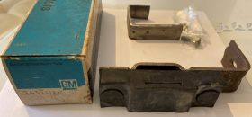 1964 Cadillac (See  Details) Muffler Support Hanger Kit  NOS Free Shipping In The USA