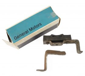 1965 1966 1967 Cadillac (See Details) Exhaust Hanger Tail Pipe Rear Support With Insulator NOS Free Shipping In The USA