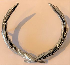 1969 1970 Cadillac Fleetwood  & Series 75 Limousine Hood Wreath REPRODUCTION Free Shipping In The USA