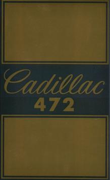 1968 1969 Cadillac Eldorado 472 Air Cleaner Decal REPRODUCTION