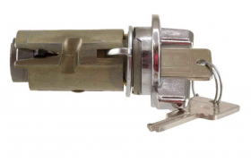 1986 1987 1988 1989 1990 1991 1992 Cadillac (See Details) Square Head Ignition Lock Cylinder And Two Keys REPRODUCTION Free Shipping In The USA