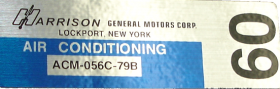 1979-cadillac-air-conditioning-evaporator-box-decal-reproduction