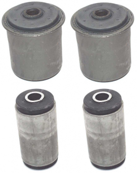 1958 1959 1960 1961 1962 1963 1964 1965 Cadillac (See Details) Rear Lower Trailing Arm Bushings Set (4 Pieces) REPRODUCTION Free Shipping In The USA