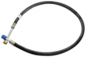 1961 1962 Cadillac (EXCEPT Commercial Chassis) Air Conditioning (A/C) Liquid Line Hose REPRODUCTION Free Shipping In The USA.