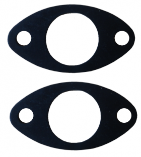 1941 1942 1946 1947 1948 1949 1950 1951 1952 1953 1954 1955 1956 Cadillac Interior Light Switch Gaskets 1 Pair REPRODUCTION