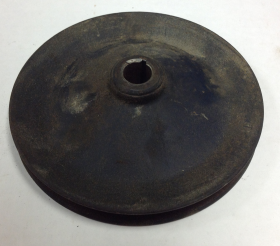 1961-1962-cadillac-power-steering-pump-pulley-no-a-c-used