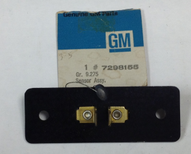 1967 1968 Cadillac (All Models) A/C Sensor  Assembly Upper Instrument Panel NOS Free Shipping In The USA