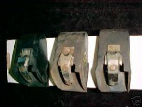 1949 Cadillac Ashtray Inserts USED
