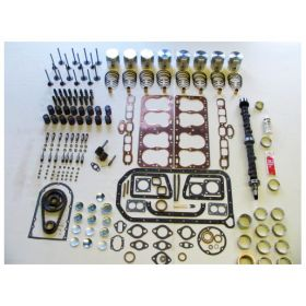 1937 1938 1939 1940 1941 1942 1946 1947 1948 Cadillac 346 Engine Deluxe Rebuild Kit REPRODUCTION Free Shipping In The USA