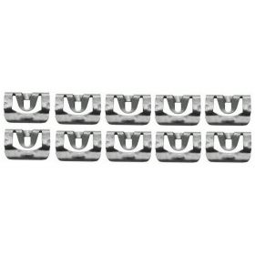 1970 1971 Cadillac Windshield Molding Clips Set (10 Pieces) REPRODUCTION Free Shipping In The USA