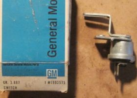 1962 Cadillac Cruise Control Brake Light Switch NOS Free Shipping In The USA