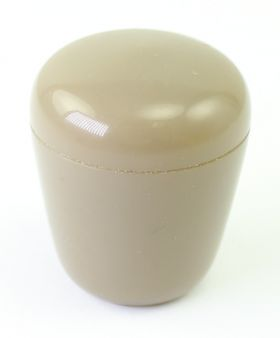 1941 1942 Cadillac Gear Shift Knob Saddle Brown REPRODUCTION Free Shipping In The USA