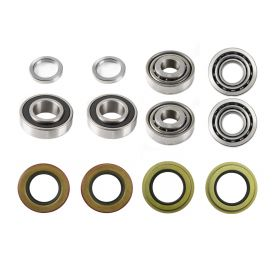 1941 1942 1946 1947 1948 Cadillac (EXCEPT Commercial Chassis) Wheel Bearing and Seal Kit (12 Pieces) REPRODUCTION Free Shipping In The USA