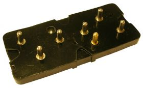 1959 1960 Cadillac (See Details) 6-Way Power Seat Switch Base REPRODUCTION Free Shipping In The USA