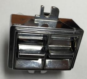 1963 1964 Cadillac Fleetwood 60 Special Rear Window And Vent Switch And Bezel REBUILT Free Shipping In The USA