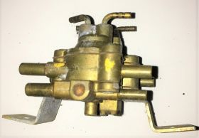 1964 Cadillac (Except Series 75 Limousine) Door Vacuum Lock Valve Assembly USED Free Shipping In The USA