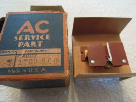 1946 1947 Cadillac Series 61 and Series 75 Limousine Battery Gauge (Ammeter) NOS Free Shipping In The USA