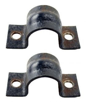 1946 1947 1948 1949 1950 1951 1952 1953 1954 1955 1956 1957 1958 1959 1960 Cadillac Front Sway Bar Bracket 1 Pair USED Free Shipping In The USA