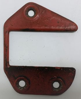 1959 1960 Cadillac Right  Passengers Side Front Door Hinge Cover Plate USED Free Shipping in the USA