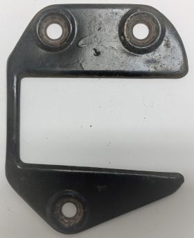 1959 1960 Cadillac Left ( Drivers Side) Front Door Hinge Cover Plate USED Free Shipping in the USA