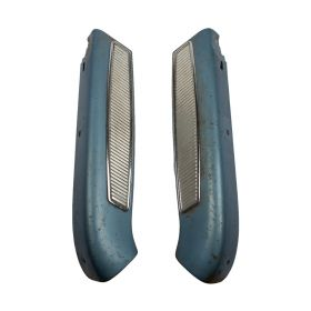 1959 Cadillac Series 60 Special and Series 62 Convertible Front Seat Back Molding 1 Pair USED Free Shipping In The USA