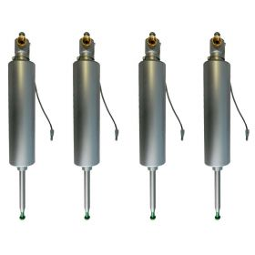 1948 1949 Cadillac Sedan 6-Volt Door Window Cylinders Set (4 Pieces) REPRODUCTION Free Shipping In The USA