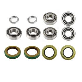 1948 1949 1950 1951 1952 1953 1954 1955 1956 Cadillac (EXCEPT Series 75 Limousine and Commercial Chassis) Wheel Bearing and Seal Kit (12 Pieces) REPRODUCTION Free Shipping In The USA