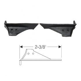 1952-1953-cadillac-roof-rail-seal-at-vent-top-pair-reproduction