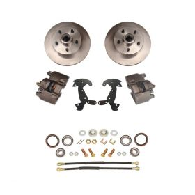 1938 1939 1940 1941 1942 1946 1947 1948 1949 Cadillac Basic Rotor Front Disc Brake Conversion Kit NEW