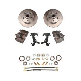 1938 1939 1940 1941 1942 1946 1947 1948 1949 Cadillac Basic Rotor Front Disc Brake Conversion Kit NEW