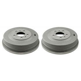 1952 1953 1954 1955 1956 Cadillac Front Brake Drum 1 Pair REPRODUCTION