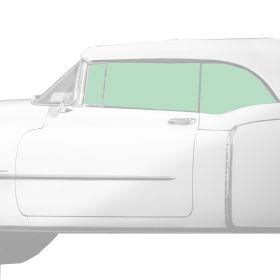 1953 Cadillac Eldorado Special Convertible Glass Set (6 pieces) REPRODUCTION Free Shipping In The USA