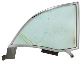 1953 Cadillac Eldorado Right Passenger Side Rear 1/4 Window Frame USED Free Shipping In The USA