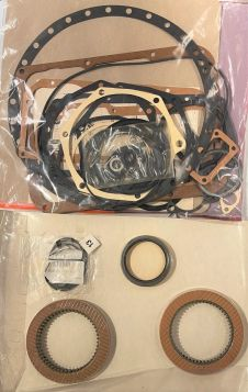 1949 1950 1951 1952 1953 1954 1955 CADILLAC HYDRAMATIC TRANSMISSION MASTER REBUILD KIT Without Steels New Old Replacement Stock FREE SHIPPING IN THE USA