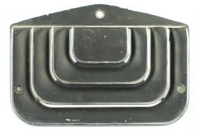 1954 1955 1956 1957 1958 Cadillac Lower Front Side Kick Panel Air Duct Vent Cover USED Free Shipping In The USA