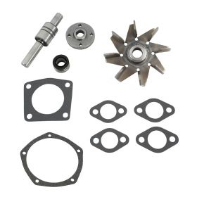 1955 1956 1957 1958 1959 1960 1961 1962 Cadillac Water Pump Rebuild Kit With Impeller (10 Pieces) REPRODUCTION Free Shipping In The USA