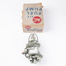 1951 1952 1953 Cadillac (See Details) Fuel Pump WITH Glass Bowl NOS Free Shipping In The USA