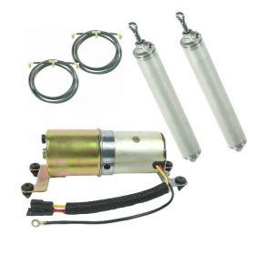 1961 Cadillac Convertible Top Motor And Cylinder Kit (5 Pieces) REPRODUCTION Free Shipping In The USA