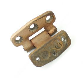 1957 1958 Cadillac Right Passenger Side Rear Door Lower Hinge USED Free Shipping in the USA