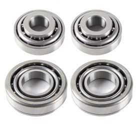 1958 1959 Cadillac (EXCEPT Series 75 and Commercial Chassis) Front Wheel Bearings Set 4 Pieces REPRODUCTION Free Shipping In The USA