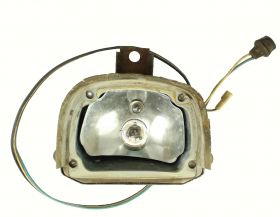 1958 Cadillac Fog Light Housing Right Side USED Free Shipping In The USA