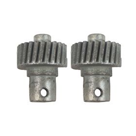1958 Cadillac Vent Window Motor Gears 1 Pair REPRODUCTION Free Shipping In The USA